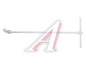 "Ключ карданный 11мм L=450мм 3/8"" Т-образный FORCE F-784311U"