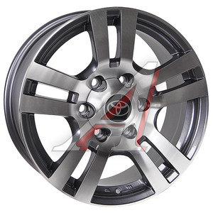 Диск колесный литой TOYOTA LC Prado,Hilux LEXUS GX R17 TO95 GMFP REPLICA 6х139,7 ЕТ25 D-106,1