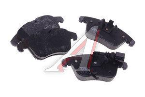 Колодки тормозные VW Tiguan AUDI Q3 передние (4шт.) TRW GDB1762, 5N0698151/5N0698151A