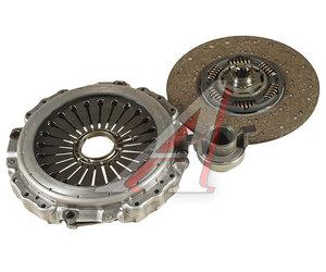 Сцепление МАЗ-5551 (КПП ZF 9S-109 дв.Deutz BF6M 1013EC) в сборе MEGAPOWER 3482083118/1878080031/3151000157