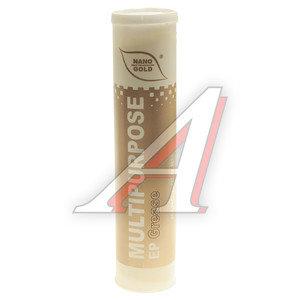 Смазка противозадирная GOLD MULTIPURPOSE EP Grease 0.4л NANO NANO 4956/Ф, 4956/Ф