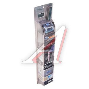 Шторка автомобильная для боковых стекол 50см (L) роликовая черная сетчатая 2шт. MAAS MAAS 50L (42-47см), MAAS