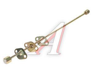 Трубка топливная ЯМЗ-236НЕ под V-образный ТНВД в сборе L=475мм 236НЕ-1104308-А, 236НЕ-1104308