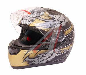 Шлем мото (интеграл) MICHIRU (с солнцезащитным стеклом) MI 166 Тип 17 XL, 4627072925497