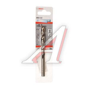 Сверло по металлу 8.5х117мм HSS-CO BOSCH 2608585861