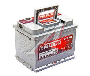 Аккумулятор MUTLU Calcium 55А/ч 6СТ55, 555 126 045, 55