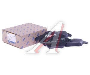 Колодки тормозные FORD Mondeo (07-) передние (4шт.) OE 1747043, GDB1960