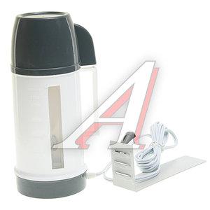 Чайник автомобильный 12V 120Вт 0.6л белый (2 чашки, подставка, сито) KOTO 12V27