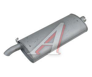 Глушитель М-2141 Баксан 2141-1201010Б, 2141-1201005Б, 2141-1201010