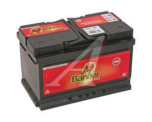 Аккумулятор BANNER Starting Bull 70А/ч обратная полярность, низкий 6СТ70 570 44