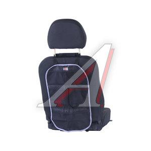 Органайзер на спинку сиденья переднего с сетчатыми карманами SIGER ORGS0103, ORG-3