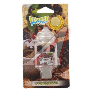 Ароматизатор подвесной мембранный (caffe amaretto) 5г Voyage FOUETTE V-04