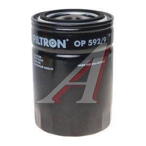 Фильтр масляный PEUGEOT Boxer (06-) CITROEN Jumper FILTRON OP592/9, OC613, 1109.AT