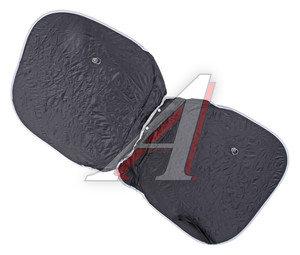Шторка автомобильная для боковых стекол M присоска черная 2шт. RAYSUN H&R