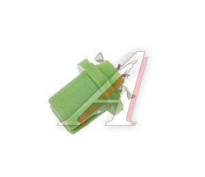 Лампа 12V 2W Bax8.5d зеленый патрон OSRAM 2722MF, O-2722MF