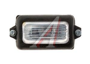 Фонарь габаритный E-304 белый (подсветка кузова) АВТОТОРГ E-304б пластина, 110309 б