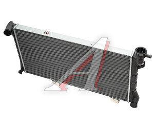 Радиатор ВАЗ-21214 алюминиевый инжектор ДААЗ 21214-1301012, 21214130101221