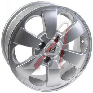 Диск колесный литой HYUNDAI Accent,Getz R14 HND65 S REPLICA 4х100 ЕТ46 D-54,1
