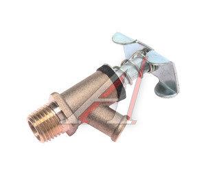 Кран ЗИЛ радиатора, ЗИЛ-5301 блока двигателя сливной 130-1015370-Б