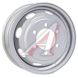 Диск колесный ГАЗ-3302,Бизнес серый (ОАО ГАЗ) 3302-3101015-05, А21R23-3101015-01, 3302-3101015-01