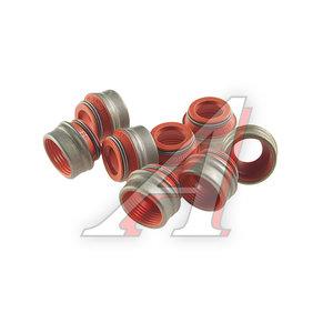 Колпачок ВАЗ-2101-09 маслоотражательный комплект 8шт. РОСИЧЪ 2101-1007026
