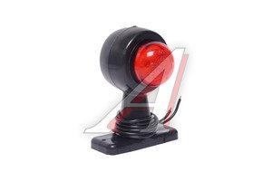 Фонарь габаритный и контурный белый/красный 12/24V (светодиод) ЕВРОСВЕТ ГФ3.22LED
