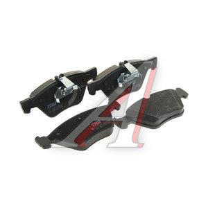 Колодки тормозные MERCEDES W211,W212,W220,W221,R230 передние (4шт.) TRW GDB1815