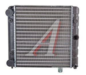 Радиатор ВАЗ-1111 алюминиевый ДААЗ 1111-1301012, 11110130101200