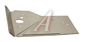 Панель МАЗ основания пола кабины левая ОАО МАЗ 555102-5101025, 5551025101025