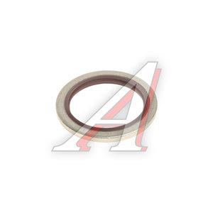 Шайба MAN TGA (02-) RENAULT металло-эластомерная сливной пробки (22.7х30х2мм) ELRING 153.260, 153260, 06566310110/1374839