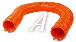Шланг компрессора 8х10мм 30 метров спиральный SRB 30-8, 37313