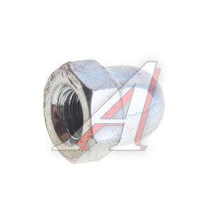 Гайка М4х0.7х8 колпачковая оцинкованная DIN1587, 2122