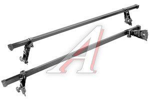 Багажник ВАЗ-2108-2115 L=1200 (на водосток) прямоугольный сталь комплект МАМОНТ МАМОНТ