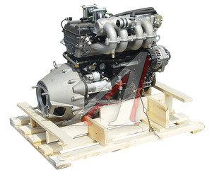 Двигатель ЗМЗ-40620E ГАЗ-3110 под насос ГУР,кондиционер, АИ-92 145 л.с. № ЗМЗ 4062.1000400-60, 4062-01-0004000-60