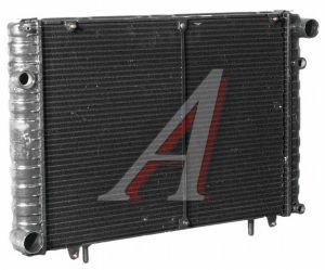 Радиатор ГАЗ-3302,2705 медный 2-х рядный Н/О (пластиковый бачок) ЛРЗ 330242-1301010, 112.1301010