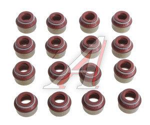 Колпачок ВАЗ-2112 маслоотражательный ELRING комплект 701.289, 2112-1007026