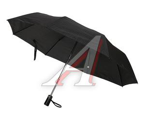 Зонт мужской 3 сложения купол-полиэстр, клетка R-58 ТРИ СЛОНА 274311, 903