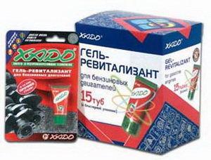 Гель для бензинового двигателя 9мл ХАДО ХА 10101, XA 10101