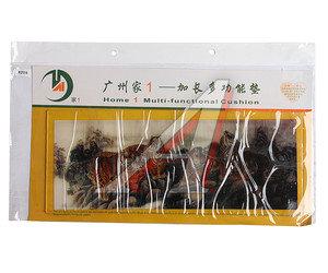 Коврик на панель приборов универсальный противоскользящий 400х160 с рисунком тигры ART8205