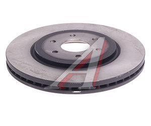 Диск тормозной NISSAN Navara (04-),Pathfinder (05-) передний (1шт.) OE 40206-5X00A, DF6425