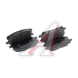 Колодки тормозные TOYOTA Camry (V30) LEXUS RX300 (03-) передние (4шт.) HSB HP5166, GDB3397, 04465-48080