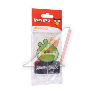 Ароматизатор подвесной пластина (яблоко) King Pig Angry Birds PRIDE 073008, AB008