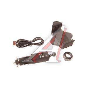 Держатель телефона в прикуриватель 58-85мм 1 USB 12V AIRLINE AMS-F-01
