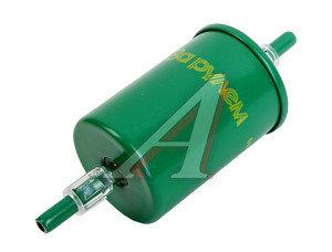 Фильтр топливный ВАЗ-2123i,1118i тонкой очистки (штуцер с клипсами) ЗА РУЛЕМ 2123-1117010