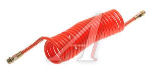 Шланг пневматический витой М22 L=6.5м (красный) ПРЕМИУМ AIR FLEX М22 L=6.5м (красный) (PA6) R, AIR FLEX М22 L=6.5м (красный) (PA6)