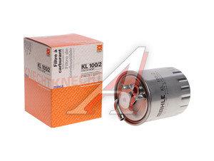 Фильтр топливный MERCEDES Sprinter (00-06),Vito (99-03) MAHLE KL100/2, 6110900852