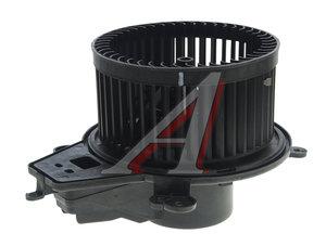 Мотор отопителя УАЗ-3163 Sanden с крыльчаткой и подшипником в сборе LUZAR 3163-8101078-30, LFh 03631