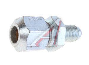 Переходник трубки d=8мм на клапан электромагнитный газа ГБО 000338, 070288