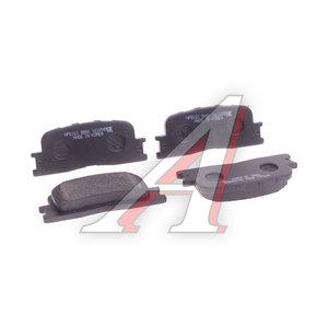 Колодки тормозные TOYOTA Camry (11.01-) задние (4шт.) HSB HP5161, GDB3374, 04466-33130