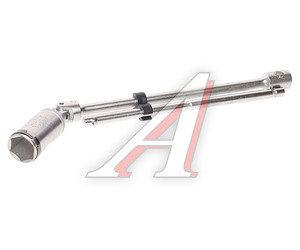 """Ключ свечной карданный 21мм 3/8"""" 12-гранный Т-образный FORCE F-807330020.6U, 807330020.6U"""